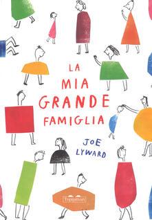 Filippodegasperi.it La mia grande famiglia. Ediz. a colori Image