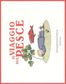 Luciocorsi.it In viaggio sul pesce. Ediz. a colori Image