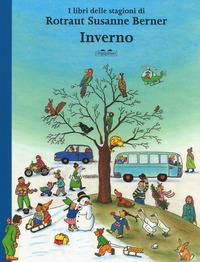 Inverno. I libri delle stagioni. Ediz. a colori - Berner Rotraut Susanne - wuz.it
