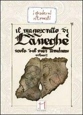 Il manoscritto di Lanegh . Vol. 1
