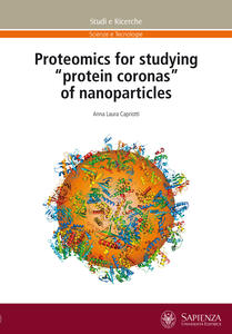 Proteomics fot studying «protein coronas» of nanoparticles