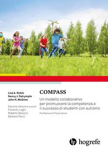 Camfeed.it Compass. Un modello collaborativo per promuovere la competenza e il successo di studenti con autismo Image