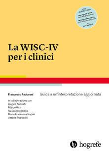 La WISC-IV per i clinici. Guida a uninterpretazione aggiornata.pdf