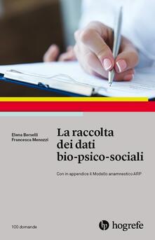 Listadelpopolo.it Raccolta dei dati bio-psico-sociali Image