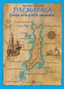 Palmarola. Guida alle grotte sommerse
