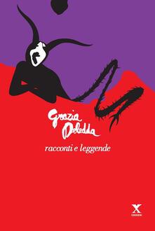 Racconti e leggende - Grazia Deledda - copertina