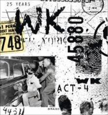 Act4 25 years WK 1989-2014 - WK Interact - copertina