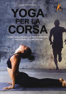 Ipabsantonioabatetrino.it Yoga per la corsa. Come migliorare le performance e prevenire gli infortuni Image