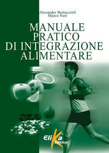 Vitalitart.it Manuale pratico di integrazione alimentare Image