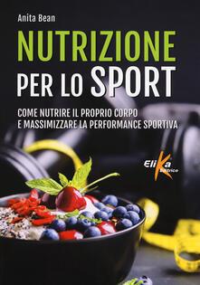 Voluntariadobaleares2014.es Nutrizione per lo sport. Come nutrire il proprio corpo e massimizzare la performance sportiva Image