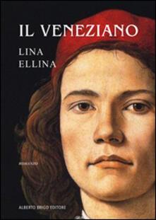 Il Veneziano - Lina Ellina - copertina