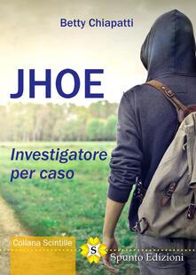 Voluntariadobaleares2014.es Jhoe. Investigatore per caso Image