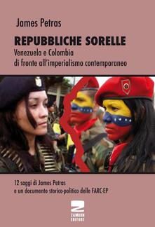 Radiospeed.it Repubbliche sorelle. Venezuela e Colombia di fronte all'imperialismo contemporaneo Image