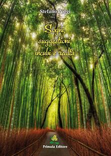Sogni, suggestioni, incubi e realtà - Stefano Poggi - copertina