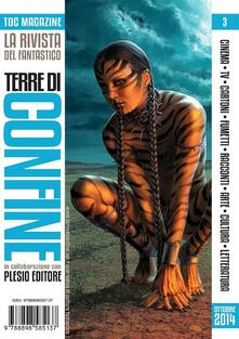 Terre di confine. Vol. 3 - AA.VV - ebook