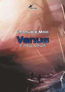 Winniearcher.com Venus. A new dawn. Ediz. italiana Image