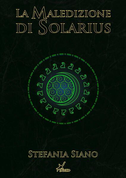 La maledizione di Solarius - Stefania Siano - copertina