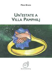 Un' estate a Villa Pamphilj