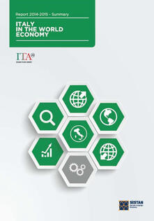 Italy in the world economy. Summary of the ICE report for 2014-2015 - copertina