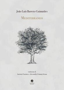 Mediterraneo - João Luís Barreto Guimarães - copertina