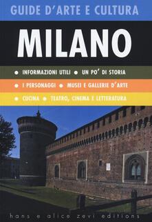 Milano. Guida d'arte e cultura - copertina