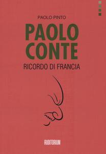 Paolo conte. Ricordo di Francia