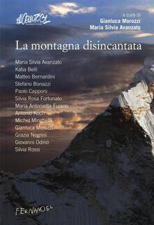 La montagna disincantata - copertina