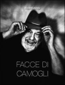 Facce di Camogli - Alessandra Tommei - copertina