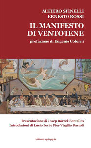 Il Manifesto di Ventotene-The Ventotene Manifesto. Ediz. bilingue