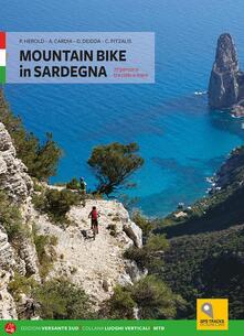 Premioquesti.it Mountain bike in Sardegna. 73 percorsi dal nord al sud Image