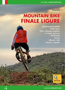 Mountain bike. Finale Ligure. 44 percorsi ad anello ze - Nicola Pisani - copertina