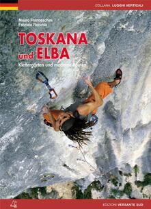Toskana und Elba. Klettergärten und moderne routen.pdf