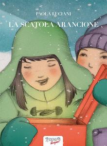 Libro La scatola arancione Paola Luciani