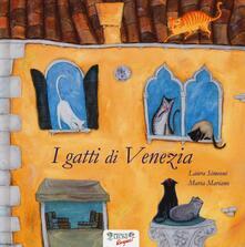 I gatti di Venezia. Ediz. a colori - Laura Simeoni - copertina