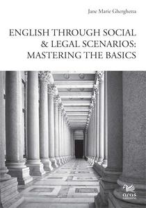 Libro English through social & legal scenarios. Mastering the basics Jane M. Gherghetta