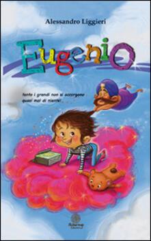 Eugenio - Alessandro Liggieri - copertina