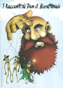 I racconti di Don il Burattinaio - Gipsy - copertina