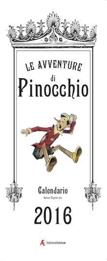 Calendario 2016 Pinocchio. Ediz. italiana e inglese.pdf
