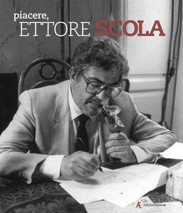 Piacere, Ettore Scola - copertina