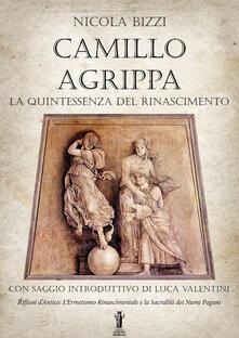 Capturtokyoedition.it Camillo Agrippa: la quintessenza del Rinascimento Image