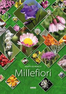 Millefiori - Renato De Menech - copertina