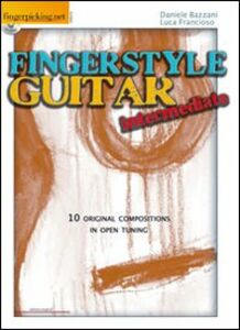Fingerstyle guitar «intermediate». Con CD Audio. Ediz. italiana e inglese