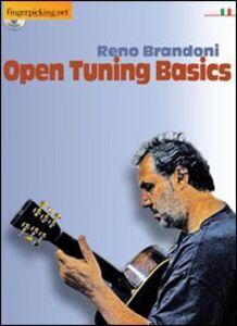 Open tuning basics. Con CD Audio. Ediz. italiana e inglese
