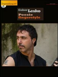 Poesie Fingerstyle. Con CD Audio