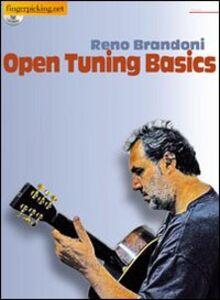Open tuning basics. Con CD Audio. Ediz. francese