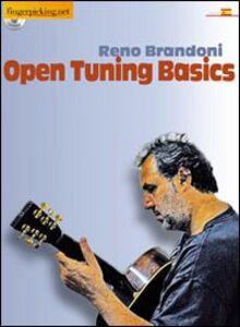 Open tuning basics. Con CD Audio. Ediz. spagnola