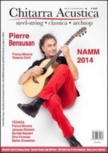 Chitarra acustica Febbraio 2014 - copertina