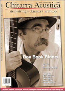 Chitarra acustica Marzo 2014 - copertina