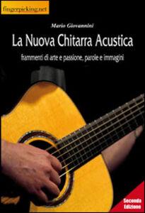 La nuova chitarra acustica