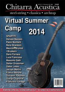 Chitarra acustica Agosto 2014 - copertina